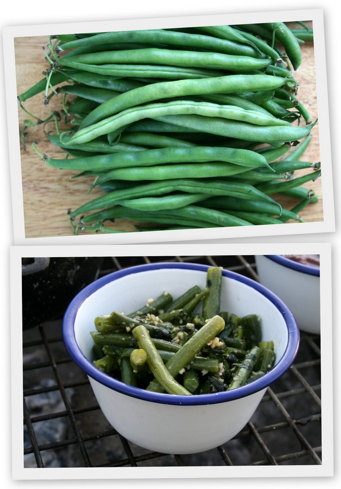Green bean salad recipe.