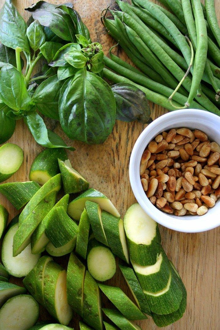 Green veggie picture