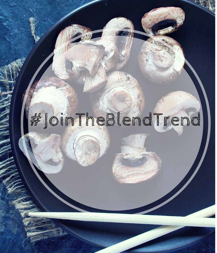 Mushrooms Join The Blend Trend