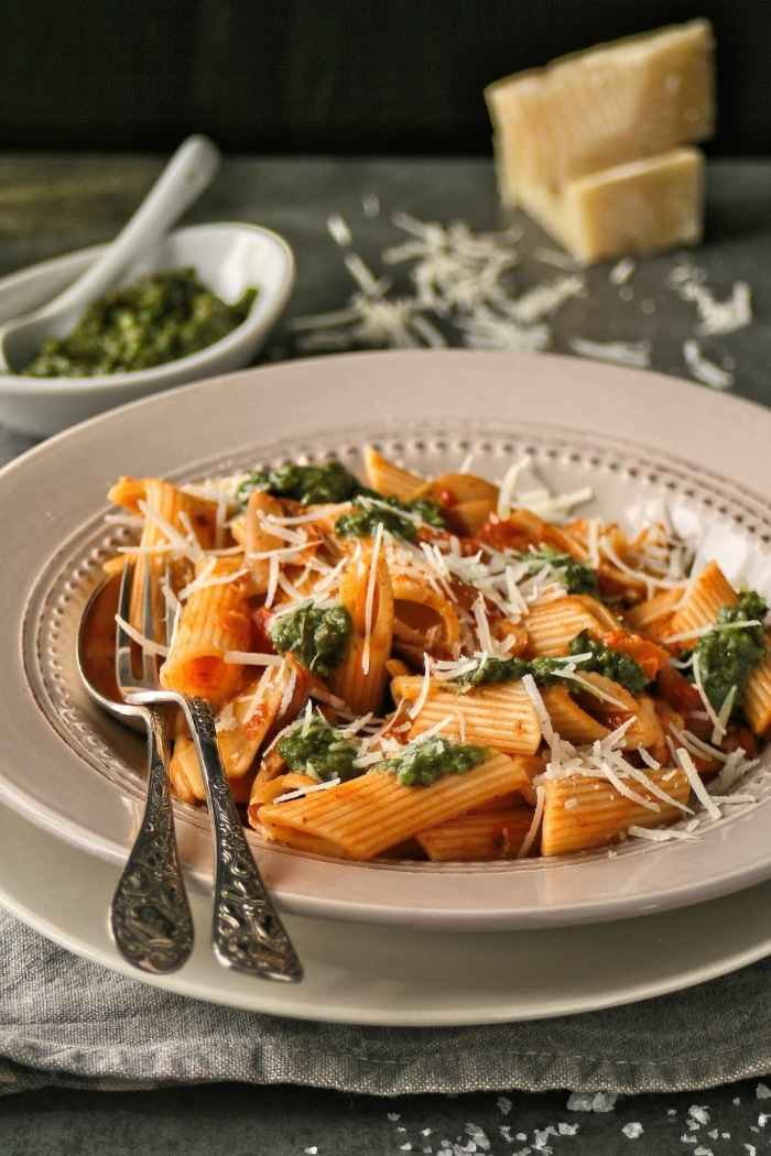 Quick pasta recipes