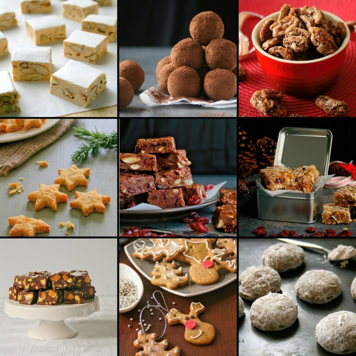 Edible gift ideas for Christmas.