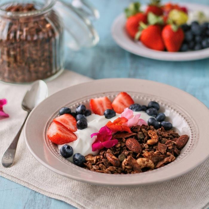 Sugar free breakfast ideas