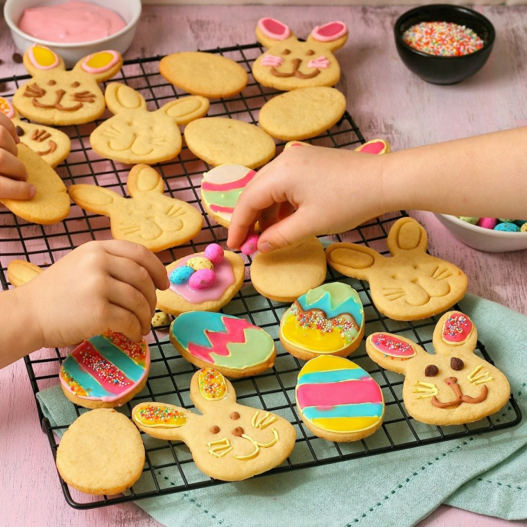 Sugar cookies for kids.