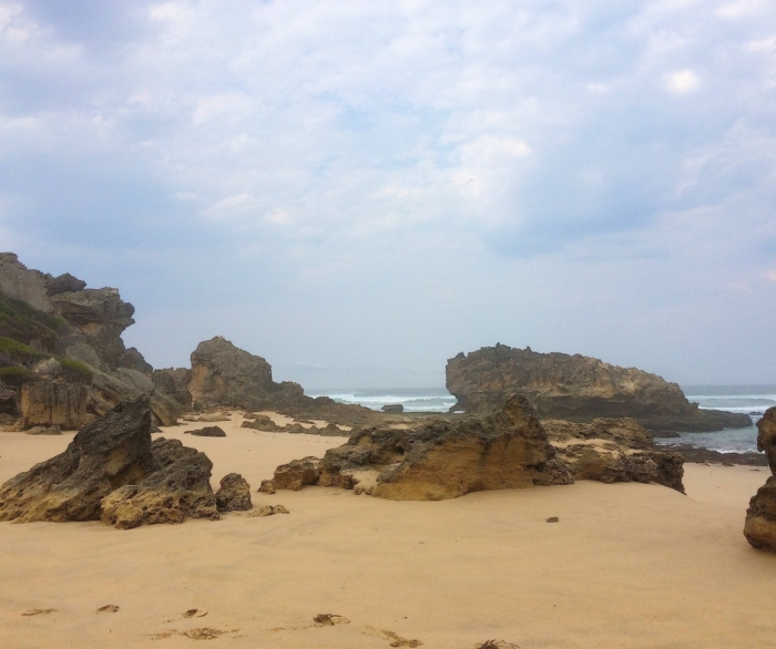 Brenton-on-sea in South Africa