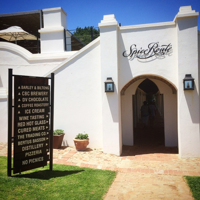 Spice Route in Paarl, Western Cape