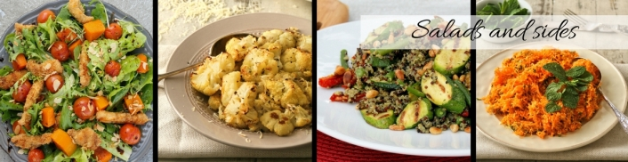 Salad and side dish recipes