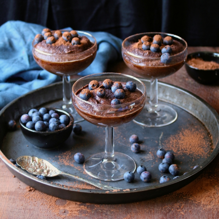Sugar free chocolate mousse recipe