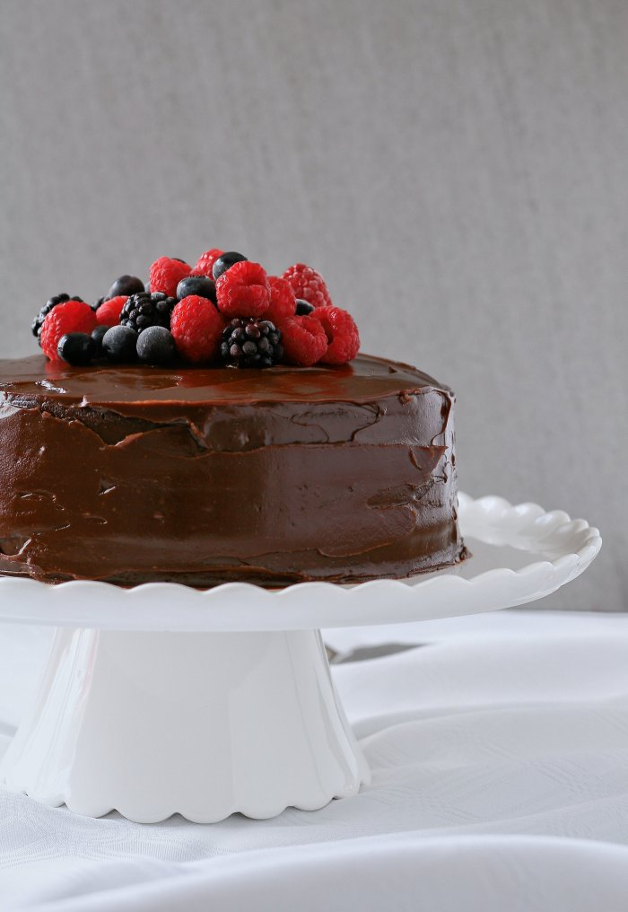 Ottolenghi chocolate cake.