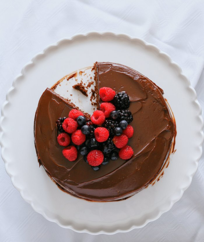 Ottolenghi chocolate cake