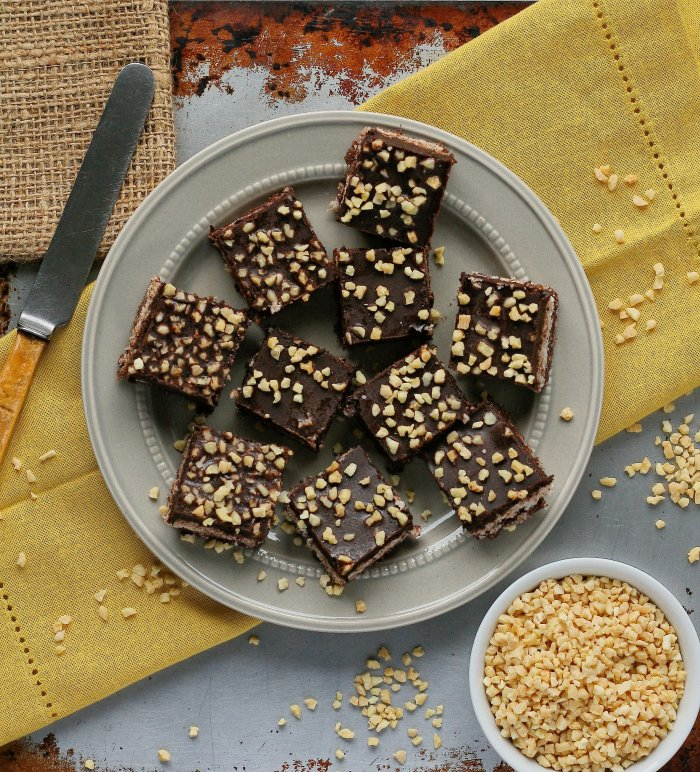 Chocolate coconut bar recipe