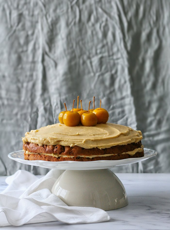 Ottolenghi apple cake recipe