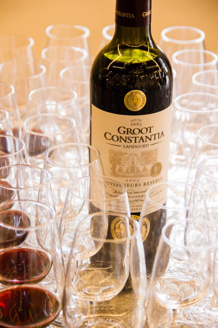 Groot Constantia's 333rd birthday celebration