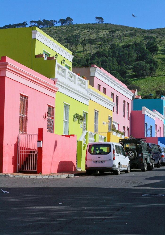 Cape Town's Bo Kaap
