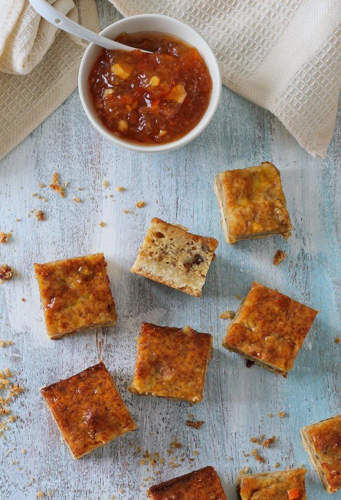 Marmalade squares recipe