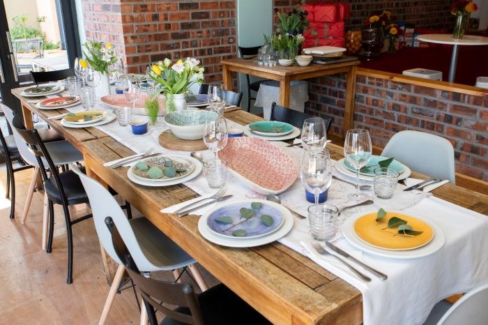 Harvest table decor ideas