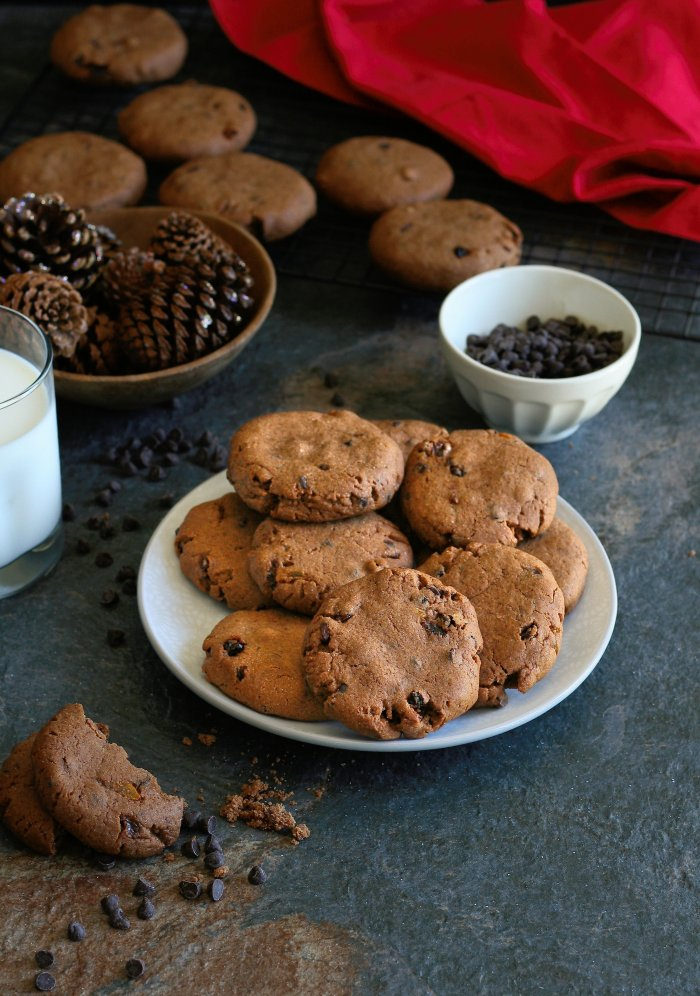 Fruity chocolate chip cookie recipe