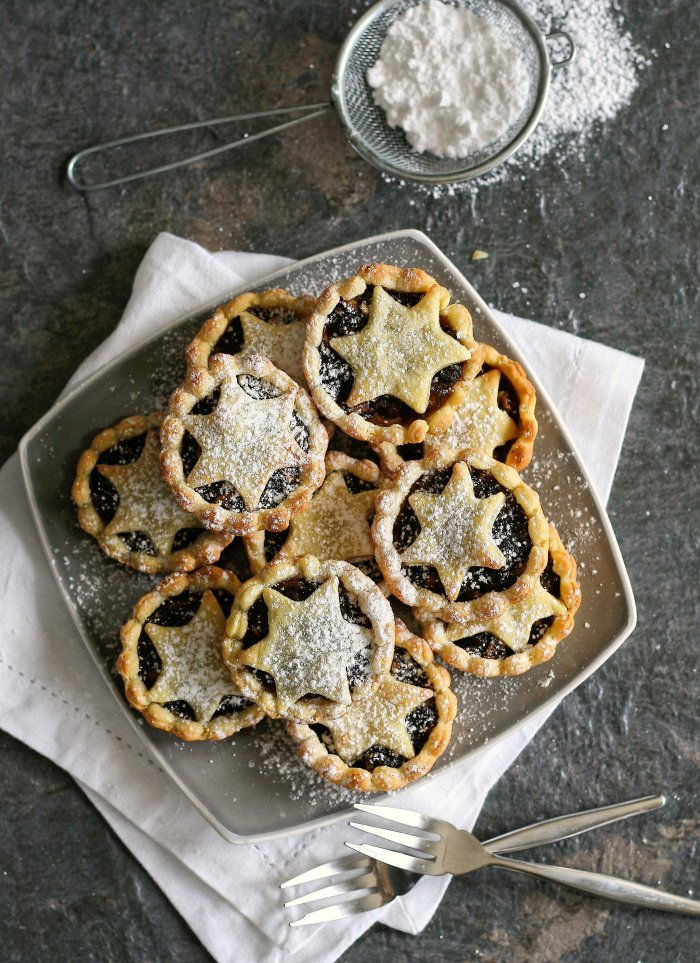 Homemade mince pie recipe