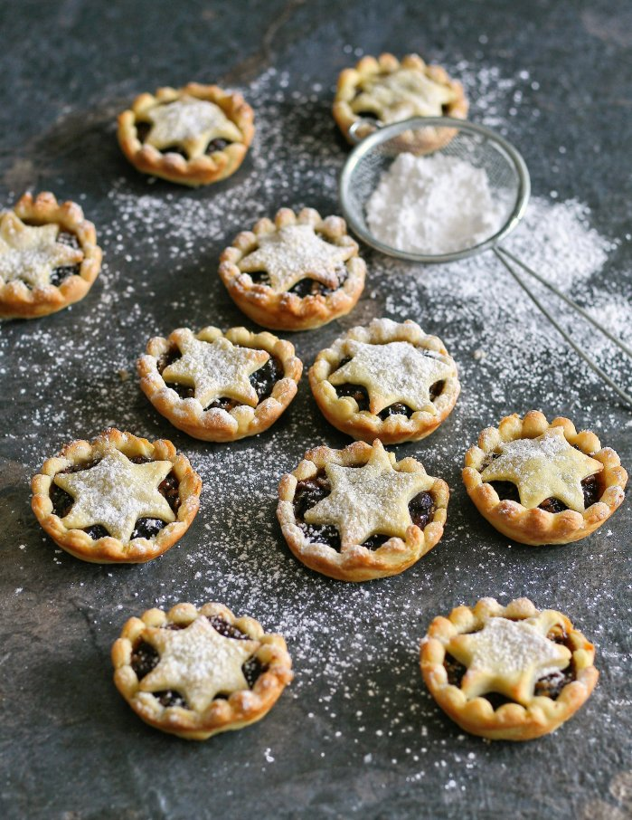 Mince pie recipe