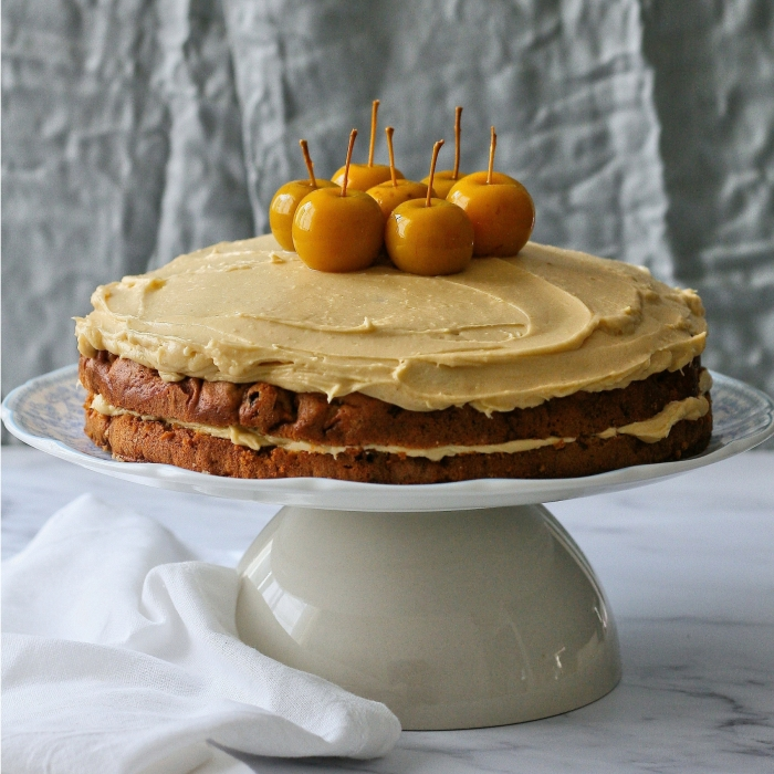 Ottolenghi apple cake recipe