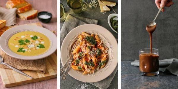 Vegetarian menu ideas