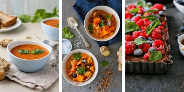 Vegan menu ideas