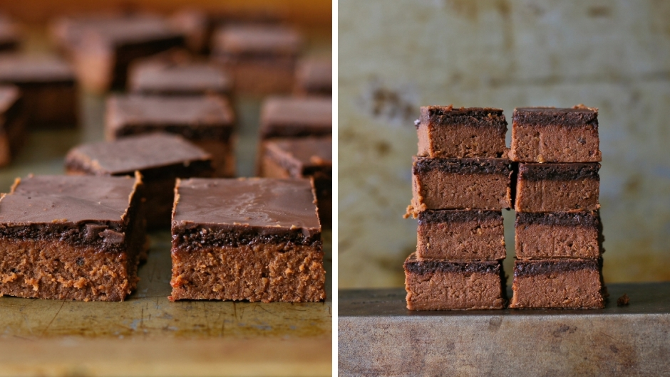 Refined sugar free chocolate fudge
