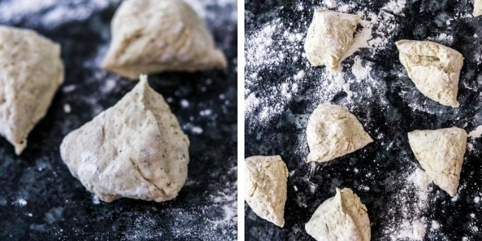 Flatbread dough recipe without yeast